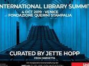 Agenda: International Library Summit (Venezia, 04/10/2019)