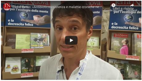 Intervista di Terra Nuova al Dr. David Bettio al 74° Congresso Nazionale di Omeopatia