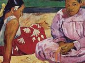 donne tahitiane, Paul Gauguin