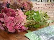 "workshop ""Ortensie, fiori frutti tavola d'autunno"""