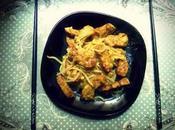 Ricetta WeightWatchers Temphe Germogli curry