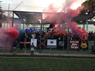 Atletico San Lorenzo, Bentornato campionato! Lettera aperta della squadra di calcio maschile alle tifose e ai tifosi rossoblù
