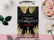 """Anteprima Regno Corrotto"""" Leigh Bardugo. breve libreria seguito Corvi!"""