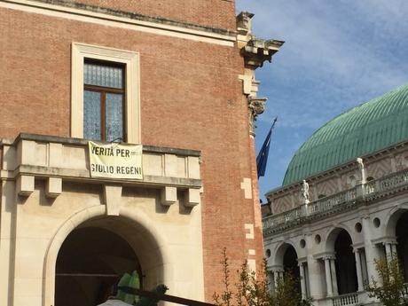 Vicenza per Giulio Regeni
