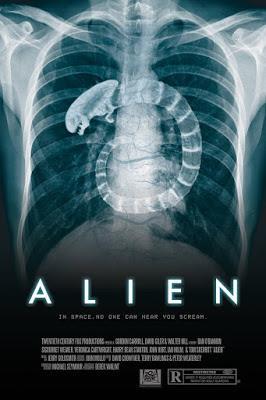 Alien - Ridley Scott (1979)