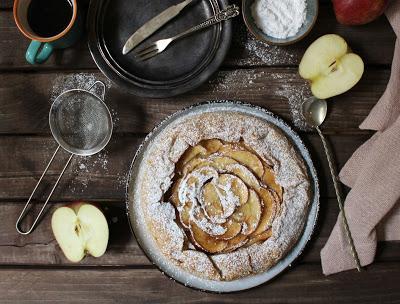 milopita / torta di mele