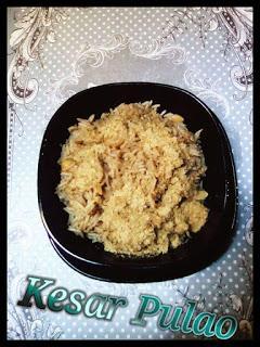 Ricetta Weight Watchers  Kesar Pulao