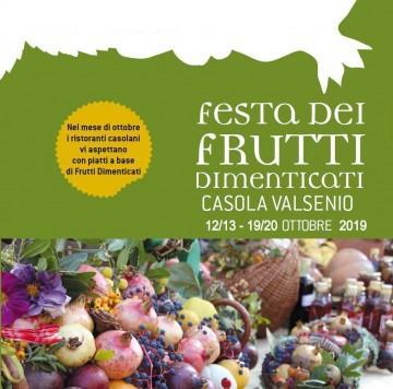 Casola Valsenio (Ra): Festa dei Frutti Dimenticati, 12-13 e 19-20 ottobre 2019