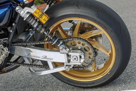 Kawasaki Z1 #2 by American Dream