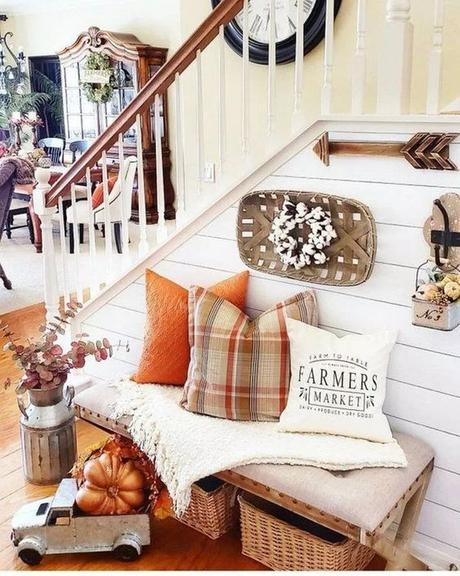 HOME: 2019 Fall Home Decor Trends