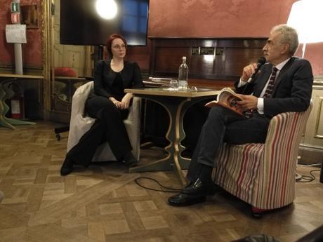» Incontro con Giulia Ciarapica al Circolo Lettori di Torino