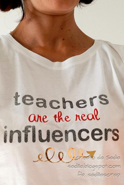 theachers are the real influencer