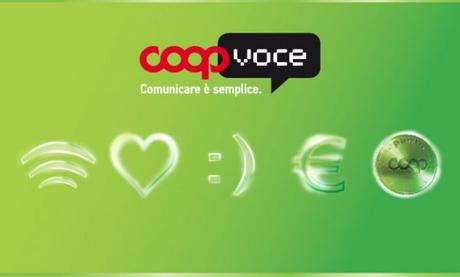 CoopVoce ChiamaTutti Enjoy: 1000 minuti, SMS e 10 GIGA, l'offerta torna disponibile - Notizia