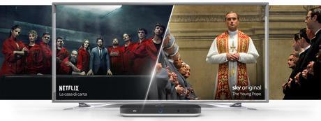 Netflix è arrivato su Sky Q: ecco come attivare Intrattenimento Plus