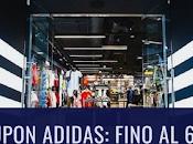 Adidas Outlet: sconti fino grazie codice coupon