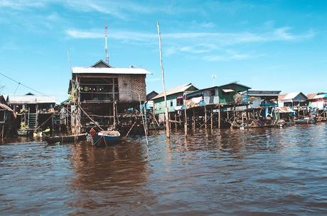 Villaggio Galleggiante Tonle Sap