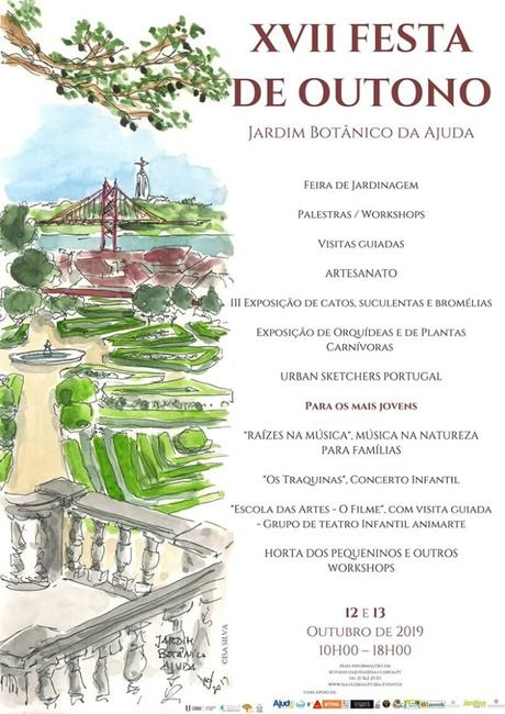Fine settimana a Lisbona, eventi 11-13 ottobre 2019