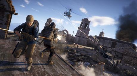 Tom Clancy's Ghost Recon: Breakpoint, Recensione