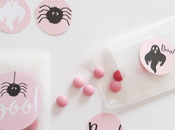 Pink Halloween: tags