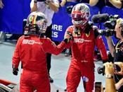 Hamilton, altra frecciatina Vettel, Leclerc leader