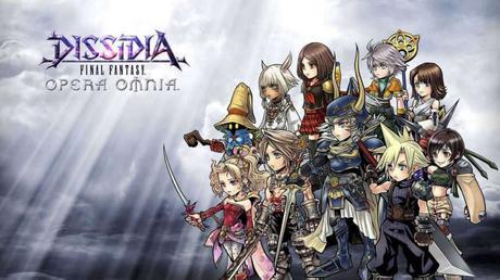 Nuove promozioni per Dissidia Final Fantasy Opera Omnia