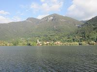 Da Nembro a Spinone sul Lago.