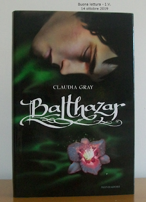 BALTHAZAR  di  CLAUDIA GRAY