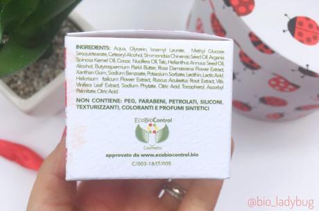 IL PETTIROSSO – Crema contorno occhi antirughe elasticizzante Rusco e Vite Rossa