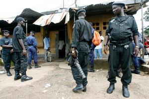 Risultati immagini per proteste a conakry