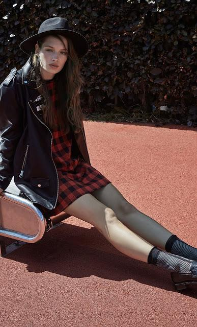 FALL 2019 TREND ALERT: THE NEW ROMANTIC GRUNGE STYLE