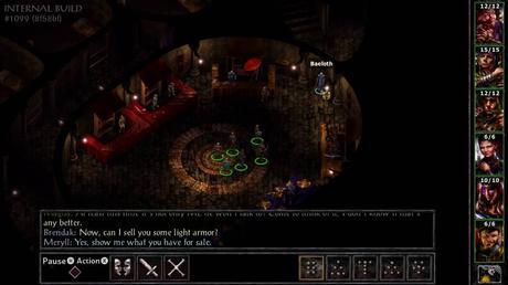 Baldur's Gate, Torment ed Icewind Dale sono su console