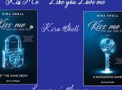 Kiss Like Love Kira Shell [Recensione primi libri]