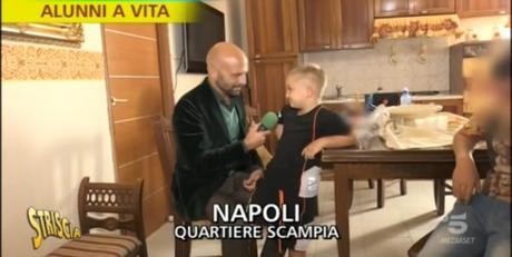 "Video. Luca Abete a Scampia: ""27 famiglie abbandonate da 10 anni"""