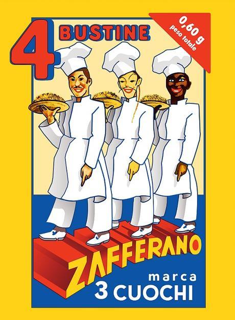 Zafferano 3 cuochi a Identità Golose il 17 ottobre a Milano