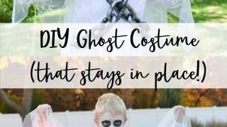Costume da fantasma