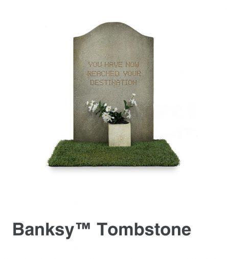 Il negozio online di Banksy è aperto