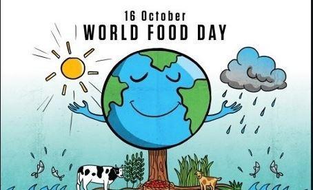 16 Ottobre: Giornata Mondiale dell'Alimentazione