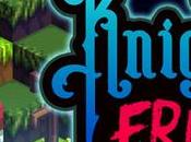 Knight Fright Qbert incontra Ghosts Goblins!!