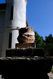 Villa Piercy (Bolotana), il castello di Burgos, la Sagra dei fichi d'India (Olzai), insetti e cazzi vari