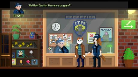 Inspector Waffles selezionato per AdventureX 2019