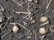 Equipaggiamento guerriero scoperto sito della battaglia Tollense