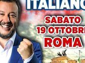 """Salvini: """"Sarà delle belle manifestazioni degli ultimi anni. Saremo almeno 100mila piazza""""."""