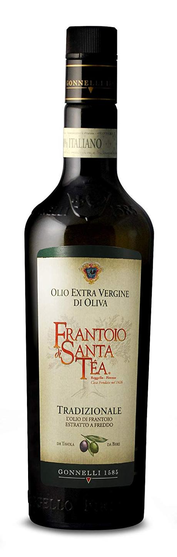 Alla scoperta dell'olio extravergine di oliva del Frantoio di Santa Téa!