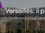 tour virtuale Google Arts Culture Versailles