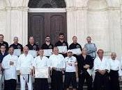 """Scuola Arti marziali Samurai"""", consegnati diplomi nuovi maestri"""