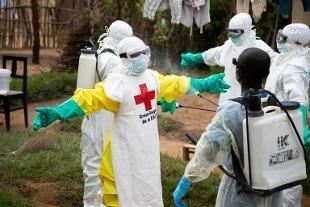 Risultati immagini per ebola in congo 2019