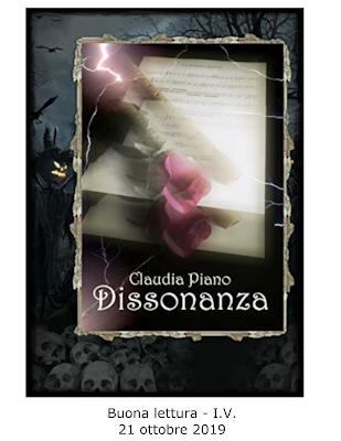 DISSONANZA  di  CLAUDIA PIANO