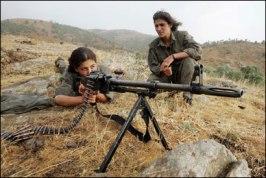 Non lasciamo solo il popolo curdo. Fermiamo l'attacco turco in Siria