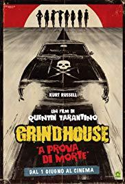 Grindhouse - A prova di morte Poster