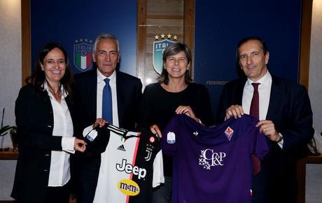 TIMVISION Title Sponsor Serie A Femminile: trasmetterà tutte le gare del campionato